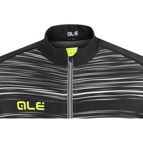 Alé Cycling Graphics PRR The End LS Jersey Herren black-white